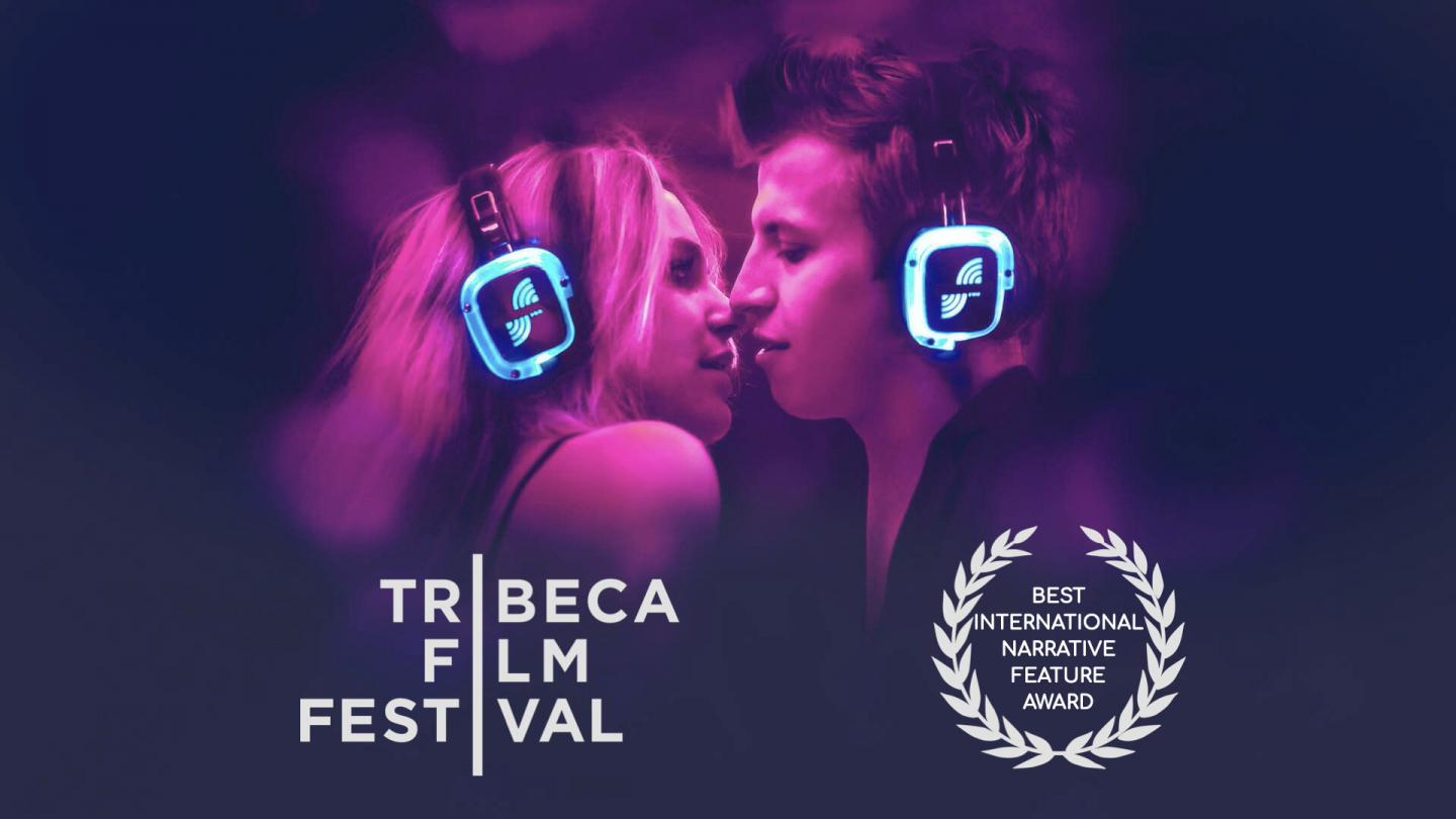 Sala Samobójców. Hejter with The Best International Narrative Feature Award at The Tribeca Film Festival!